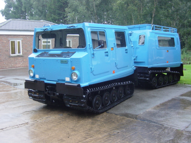 BV206 PERSONELL CARRIER-36
