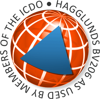 Hagglunds as used by ICDO members