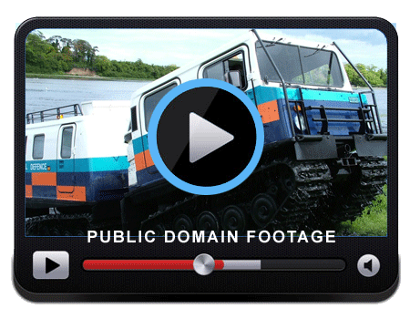 Video of Dublin Civil Defense training with their BV206
